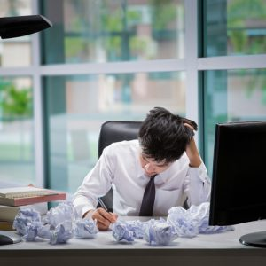 Blog   Getting Your Staff Out of a Slump
