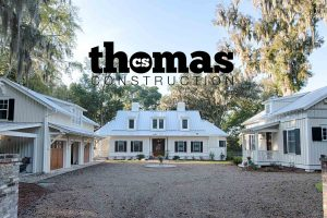 Thomas Construction | Full Logo