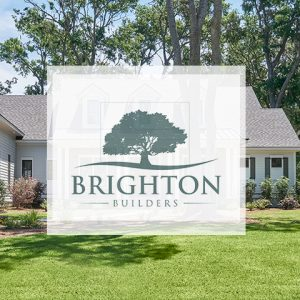 Brighton Builders | Logo with Background