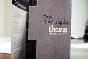 Thomas Construction | Branding